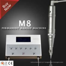Máquina de tatuagem de sobrancelha permanente de maquiagem de alta qualidade M8-III