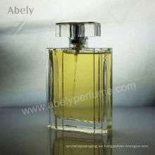 Perfumes de Vidrio Pesado con Perfume Original