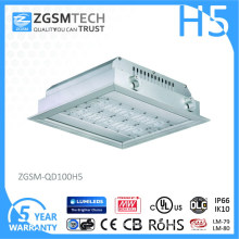SMD LED 100W LED Recessed Gas Station Petrol Station Light