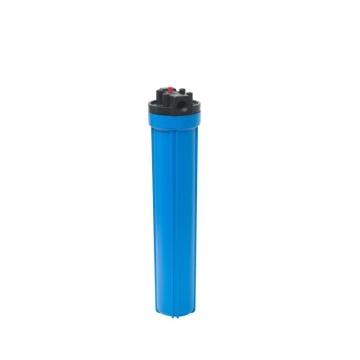 20-дюймовый взрывозащищенный корпус синего фильтра