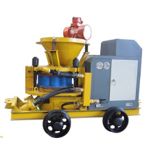 Small concrete shotcrete machine new type concrete spraying machine for tunnel construction one machine for multiple uses