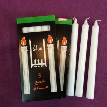 Burning Non Drip Lighting Libya 40g Candle