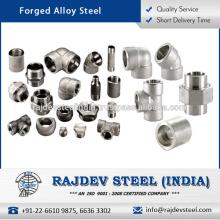 Acabado de calidad superior Acabado forjado Componentes de acero de aleación forjada Exportador