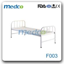 F003 Hospital de aço carbono Flat bed