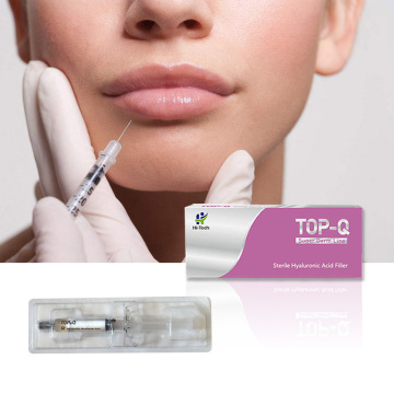 Acheter des injections d'acide hyaluronique 2ml TOP-Q Dermal Filler for Lip Augmentation