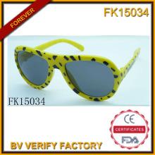 Welle Punkt PC Rahmen Sonnenbrillen (FK15034)