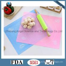 Cocina de mesa de silicona Estera de silicona para hornear Sm06