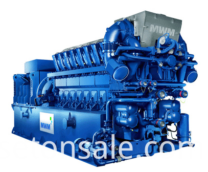 Gas engine TCG 2032