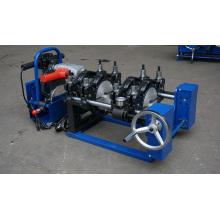 Máquina de soldadura plástica manual do parafuso 63-160mm