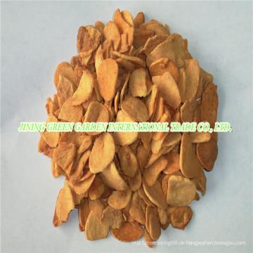 Gebratene Knoblauchflocken / gebratene Knoblauch-Chips / knackig gebratener Knoblauch