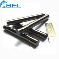 Barras de carburo de tungsteno de carburo de tungsteno BFL / varilla redonda de carburo