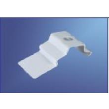 Fermeture verticale, plaque de ressort, 3 broches (H-123)