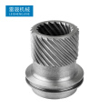 Pièces d'usinage CNC en aluminium de service OEM