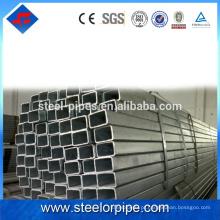 Novo produto 2016 idéia 304l tubo de aço inoxidável quadrado