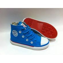 2016 Chaussures de chaussures pour enfants Design Kids Vulcanied Shoes (SNK-02013)