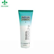 2017 le dernier blanchiment d'impression offset de 100 g humidifie le tube de plastique cosmétique nettoyant