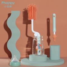 Fabrica escovas de silicone para ferramentas longas para lavar