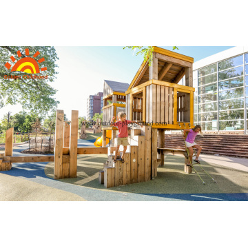 Environnement HPL Playground Tower Outdoor