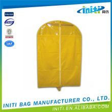 Colorful polyester nylon breathable garment bags