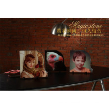 Sublimation Slate photo frame Rectangle SH34 At Low Price Wholsale Made in China