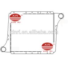 Intercooler en aluminium pour les pièces de poids lourds RENAULT 27752002 5001823421 NISSENS: 96902