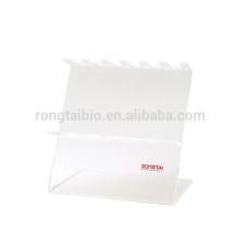 Soporte de pipeta Rongtaibio Acryl 6 posiciones