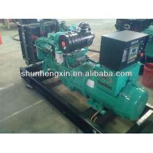 60Hz 80kw / 100kva generador de potencia diesel con Cummins motor 6BT5.9-G2