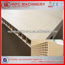 wpc wood door machine