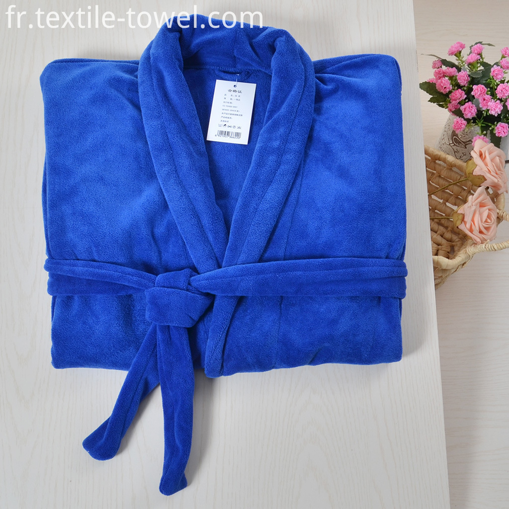 Wholesale Fleece Robe
