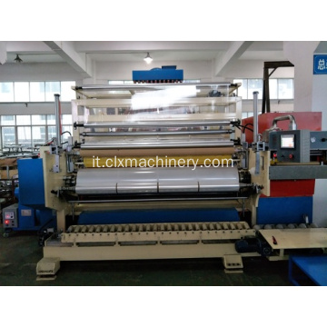 2000mm Co-estruso Cast PE Stretch Film Line
