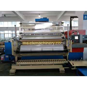 2000mm Co-Extruded Cast PE Line Filem sepanjang
