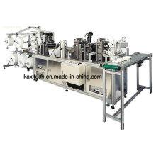 Mascarilla desechable que hace la máquina de China
