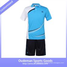 Uniforme / jersey del voleibol de las mujeres de moda calientes de la venta