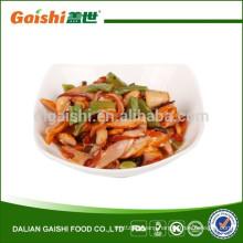 calamari salad(chuka ika sansai) seafood salad maki roll
