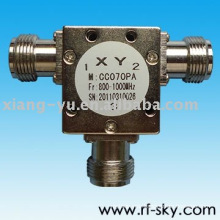 700-1300MHz marketing manufacturer Coaxial Isolator supply