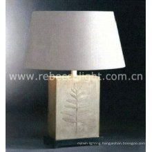 Zhongshan Guzhen Lighting Resin Table Lamp with Bedside