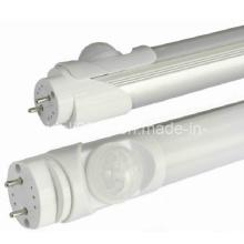 Luz caliente TUV CE del tubo del sensor del radar del LED de la venta T8 18W LED