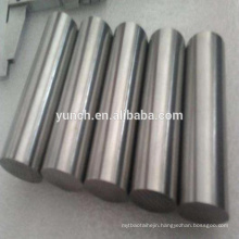 Purity 99.5% various size zirconium metal bar rod price per kg