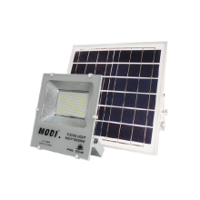 Waterproof solar outdoor lighting fixture
