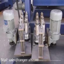 Вата трехслойной пластины крен формируя оборудования производственной линии