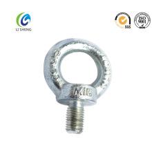 Carbon steel electric galvanized eye bolt Din580