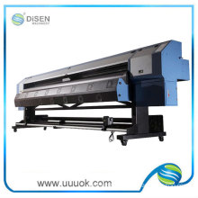 Indoor and outdoor eco solvent printer