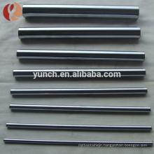 High purity titanium price per kg of surgical implant titanium rod