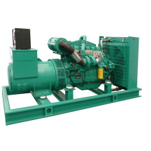 50Hz 200kw Silent Diesel Generator China Engine Fuel Saving