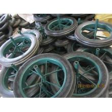 "Solid Wheel 15""X3"""