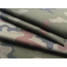 100% nylon camouflage tissu sac de couchage