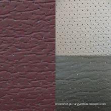 Pontos do plutônio, colagem de tecido com esponja de 2mm