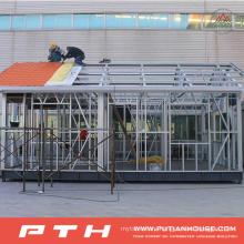 Prefab Light Steel Structure Villa House Building