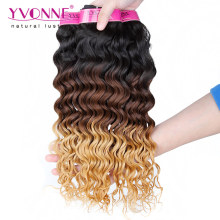 Peruvian Deep Wave Ombre Hair Extension