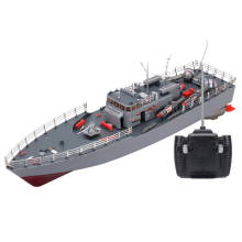 Remote Control Smasher cruiser aircraft carrier frigate Plastic RC boat